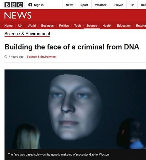 DNAface